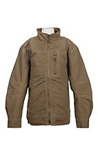 Rafter C Boys Khaki Canvas Jacket
