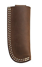 Ranger Belt Company Bay Apache Leather Knife Sheath