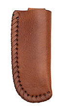 Ranger Belt Company Tan Smooth Leather Knife Sheath