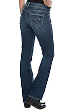 Silver Jeans Women's Elyse Slim Boot Cut Jeans