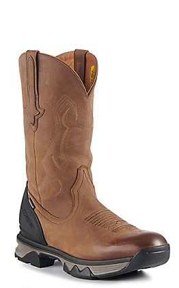 Lucchese Frontier Men's Acorn Performance Molded Pull On Work Boot
