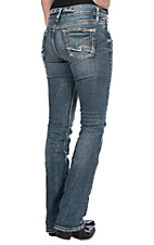 Silver Jeans Suki Light Wash Slim Boot Jeans
