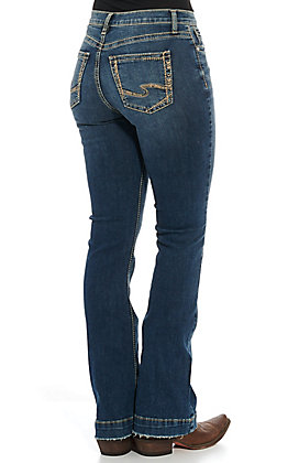Silver Women's Calley Boot Cut Jeans
