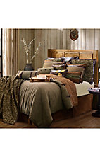 HiEnd Accents Highland Lodge Bedding Set - Queen