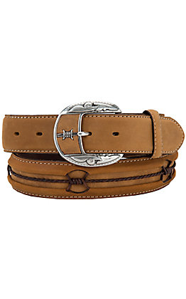 Justin Men's Fenced In Western Belt LGC10817