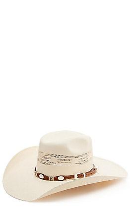 Justin Brown Buckaroo Concho Hatband
