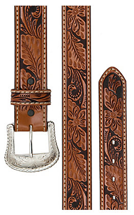 Tony Lama Men's Western Belt LGN40064