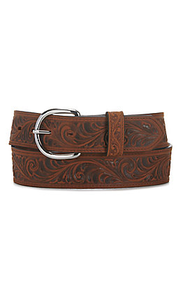 Silver Creek Classics Bay Apache Western Scroll 1 3/8''