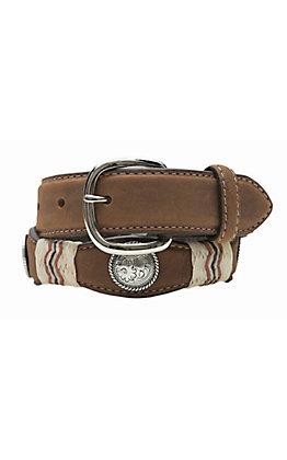 Tony Lama Bark Children's Buckaroo Belt