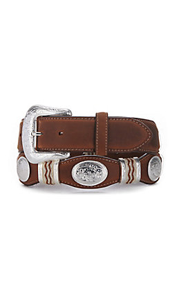 Tony Lama Bark Cutting Champ Belt