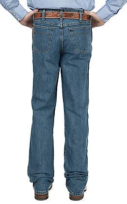 Cinch Bronze Label Stonewash Slim Fit Jeans - MB90532001