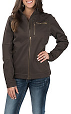Cinch Women's Cavender's Exclusive Brown Bonded Jacket