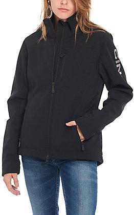 Cinch Women's Black Concealed Carry Bonded Jacket