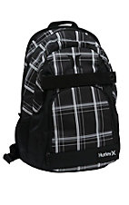 Hurley Puerto Rico Black Honor Roll Backpack