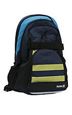 Hurley Warp Navy Honor Roll Backpack