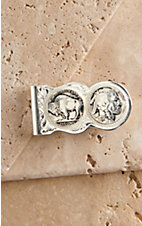 Montana Silversmiths Buffalo Nickel Money Clip