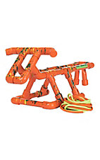 Dragsteer Orange Micro Dragsteer Roping Dummy
