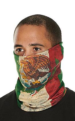 John Boy Mexico Flag Face Guard