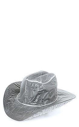 M & F Cowboy Hat Rain Cover