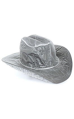 M & F Cowboy Hat Rain Cover for Tall Hats