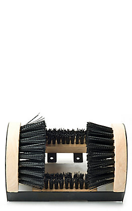 M&F Western Products Wooden Boot Scrubber