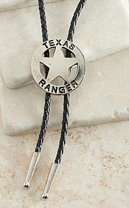 M&F Texas Ranger Silver Bolo
