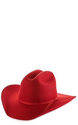 M&F Western Youth Red Western Hat