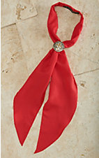 M&F Apache Scarf Tie - Red