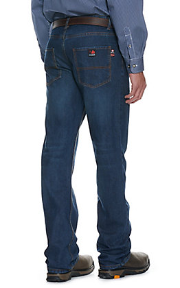 Forge Men's Dark Wash Boot Cut HRC2 FR Jeans