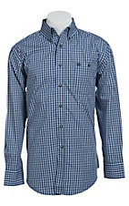 Wrangler Men's Long Sleeve Western Shirt MG2013M