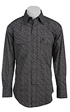 George Strait by Wrangler L/S Mens Paisley Shirt MGSX064