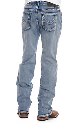 Rock & Roll Denim Men's Pistol Straight Reflex Jeans