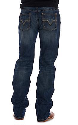 Rock & Roll Denim Men's ReFlex Pistol Straight Double V Jean