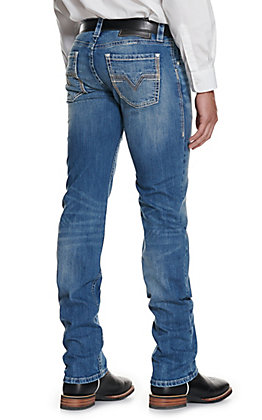 Rock & Roll Denim Men's Revolver Slim Straight With Reflex V Jean