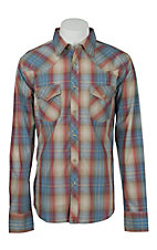 Wrangler 20X Men's L/S Shirt MJ1420M
