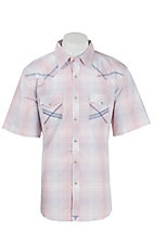 Wrangler 20X Men's S/S Shirt MJ3034M