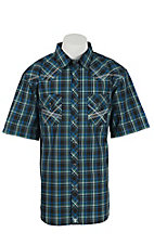 Wrangler 20X Men's S/S Shirt MJ3035M