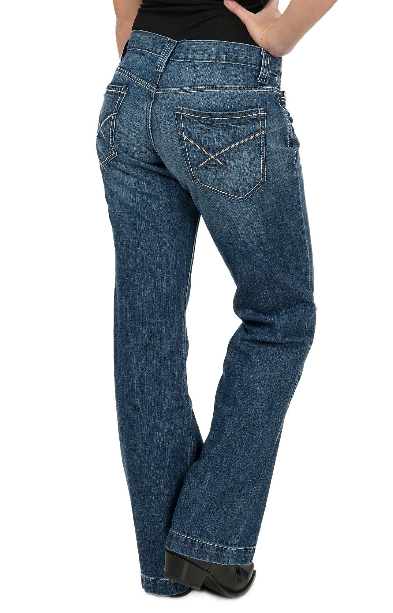 Cinch Women's Bailey Trouser Jean | Cavender's