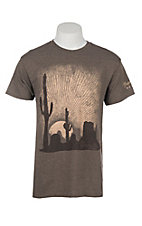 Wrangler Men's Cactus Graphic S/S T-Shirt