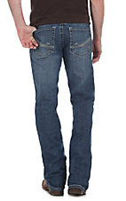 Rock 47 by Wrangler Men's Dance Slim Boot Cut Open Pocket Jeans