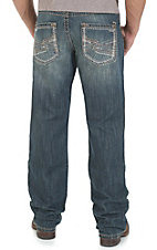 Rock 47 by Wrangler Men's Encore Relaxed Fit Boot Cut Jean