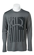 Cinch Men's Athletic Tech Long Sleeve Tee MTK1720007