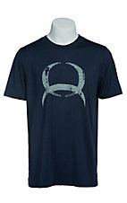 Cinch Men's Navy Athletic Short Sleeve Tech Shirt MTK1730013