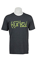 Hurley Men's Original Push Through Short Sleeve Tee