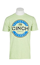 Cinch Men's Tri Color Branded S/S T-Shirt