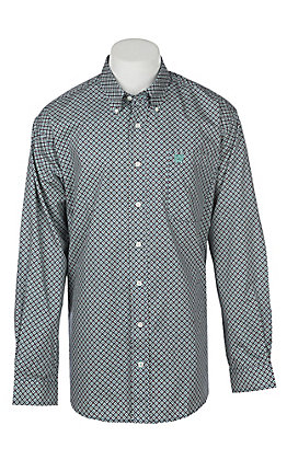 Cinch Men's Multi Colored Print Western Shirt