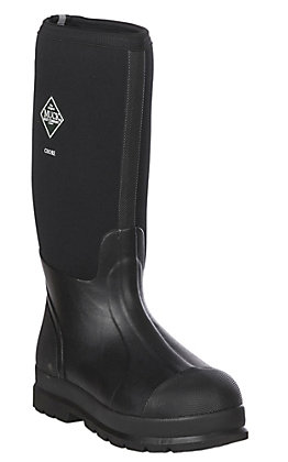 Muck Boot Men's Chore Black Hi Work Boots