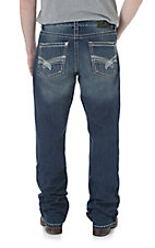 Rock 47 by Wrangler Men's Electric Slim Fit Boot Cut Jean