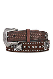 Men's Crystal Belts