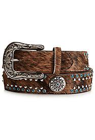 Women's Crystal Belts